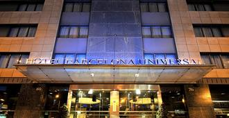 Hotel Barcelona Universal - Барселона - Здание