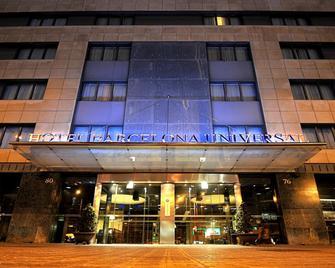 Hotel Barcelona Universal - Барселона - Building