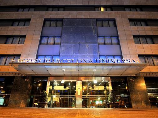 巴塞羅納環球飯店 - 巴塞隆納 - 建築
