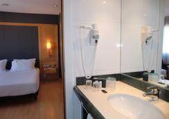 巴塞羅納環球飯店 - 巴塞隆納 - 浴室