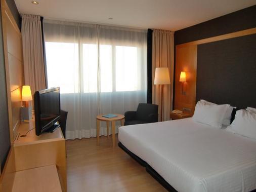 巴塞羅納環球飯店 - 巴塞隆納 - 臥室