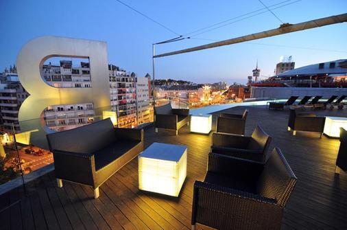B-Hotel - Barcelona - Balcony