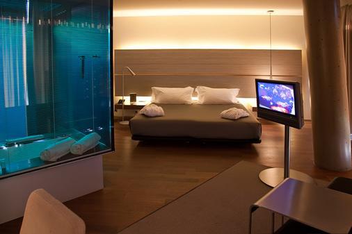 B-Hotel - Barcelona - Bedroom