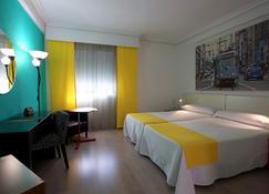 Hotel Sercotel Carlos III - Cartagena - Schlafzimmer