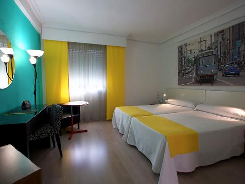 Hotel Sercotel Carlos III - Cartagena - Bedroom