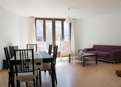 Apartamentos Casa Damián del Baile - Benasque - Living room