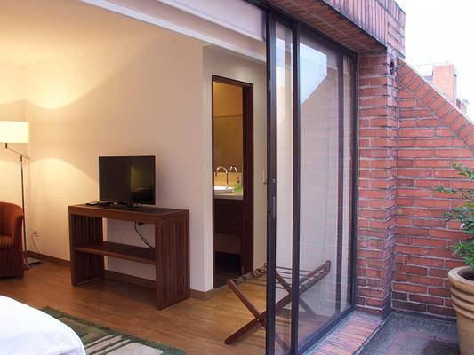 Casa Real 93 - Bogotá - Varanda