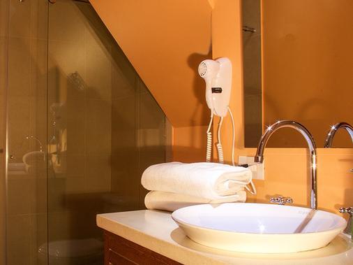 Casa Real - Bogotá - Banheiro