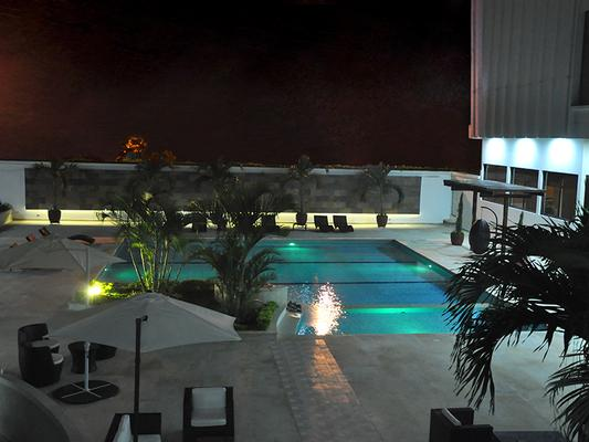 Hotel Casino Internacional - Cúcuta - Πισίνα