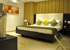 Hotel Casino Internacional - Cúcuta - Κρεβατοκάμαρα