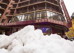 Hotel Cervol - Andorra La Vella - Bygning