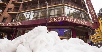 Hotel Cervol - Andorra - Gebouw