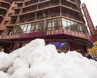 Hotel Cervol - Andorra la Vella - Edifici