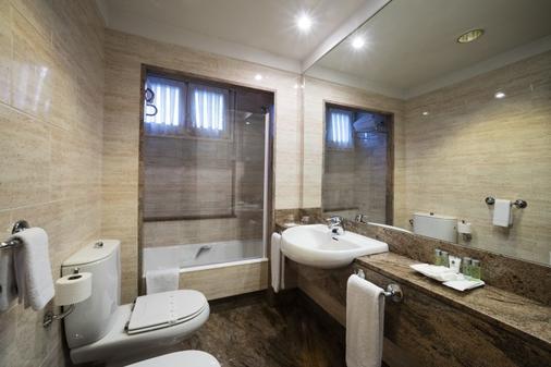 Hotel Sercotel Ciudad de Oviedo - Oviedo - Salle de bain