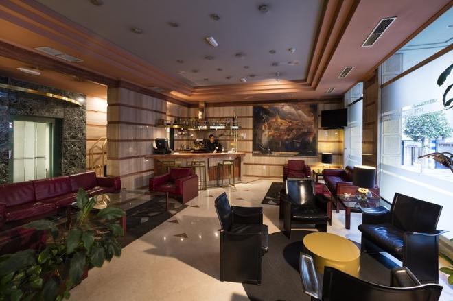 Hotel Sercotel Ciudad de Oviedo - Oviedo - Lobby
