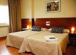 Ciudad de Soria Hotel - Soria - Bedroom
