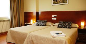 Ciudad de Soria Hotel - Сория - Спальня
