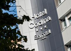Hotel Sercotel Codina - ซานเซบัสเตียน - อาคาร