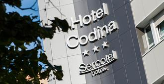 Hotel Sercotel Codina - San Sebastian - Κτίριο