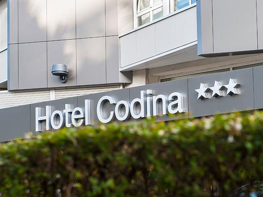 Hotel Sercotel Codina - San Sebastian - Edifício