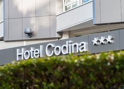 Hotel Sercotel Codina - San Sebastian - Bangunan