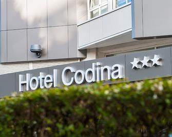 Hotel Sercotel Codina - San Sebastian - Building