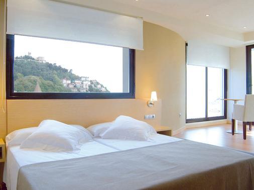 Hotel Sercotel Codina - San Sebastián - Makuuhuone