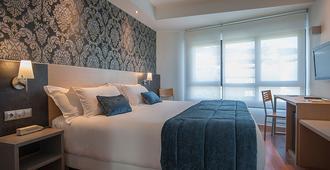 هوتل سيركوتل كودينا - سان سباستيان - غرفة نوم