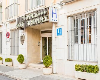 Sercotel Don Manuel - Aranjuez - Edificio