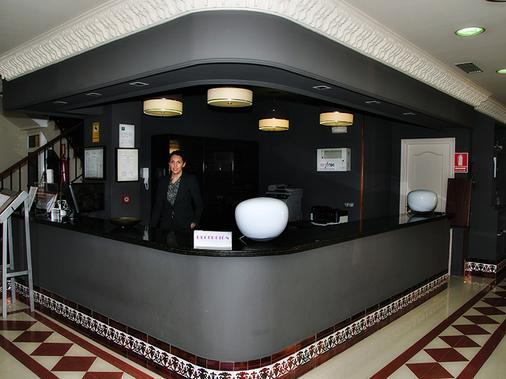 Hotel Sercotel Doña Carmela - Sevilla - Vastaanotto