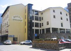 Hotel Encamp - Encamp - Rakennus
