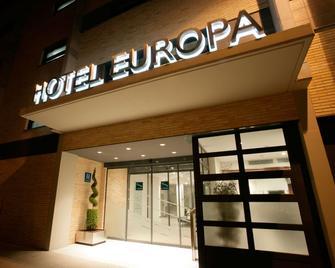 Hotel Sercotel Europa - Utebo - Building