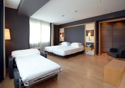 Hotel Europark - Βαρκελώνη - Κρεβατοκάμαρα
