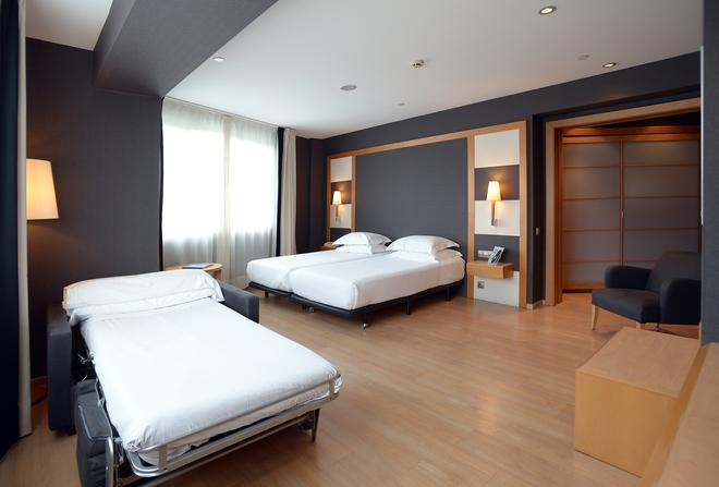 Europark - Barcelona - Bedroom