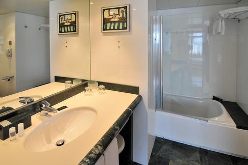 Europark - Barcelona - Bathroom