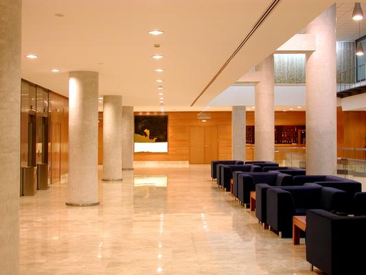 Extremadura Hotel - Cáceres - Rezeption