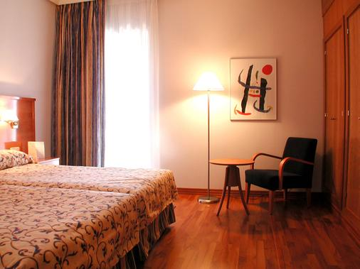 Extremadura Hotel - Cáceres - Phòng ngủ