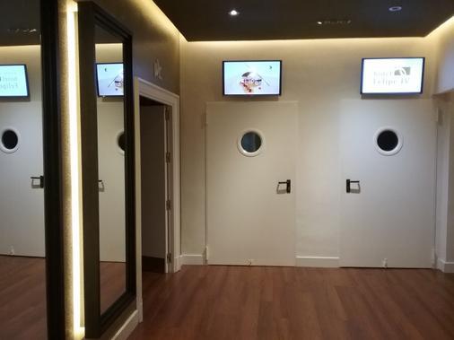 Hotel Sercotel Felipe IV - Valladolid - Aula
