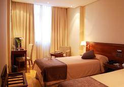 Hotel Sercotel Felipe IV - Valladolid - Makuuhuone