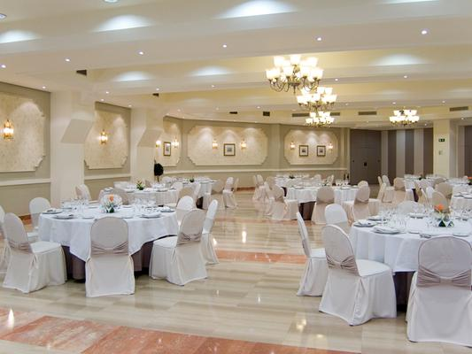 Hotel Sercotel Felipe IV - Valladolid - Banquet hall