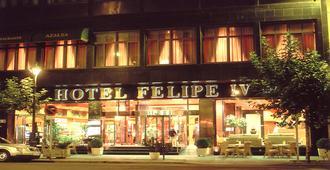 Hotel Sercotel Felipe IV - Valladolid - Edifício