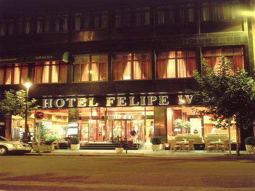 Hotel Sercotel Felipe IV - Thành phố Valladolid - Toà nhà