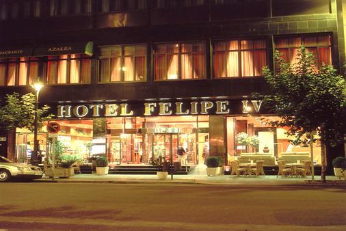 Hotel Sercotel Felipe IV - Valladolid - Rakennus