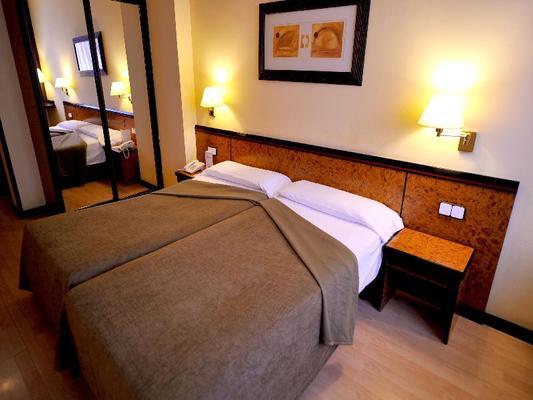 Hotel Glories - Barcelona - Bedroom