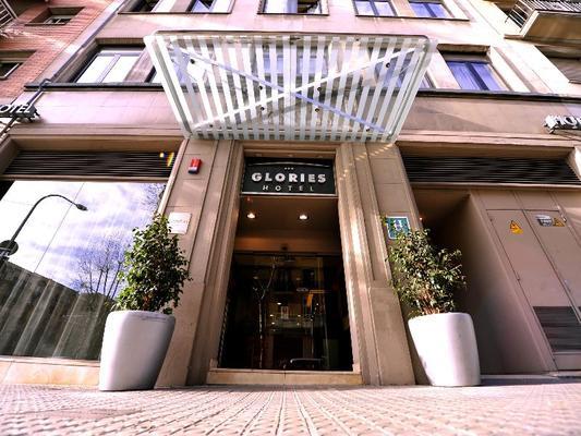 Hotel Glories - Barcelona - Building