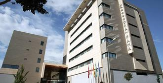 ホテル セルコテル グラン ファマ - アルメリア - 建物