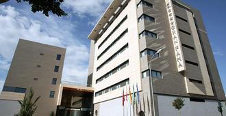 Hotel Sercotel Gran Fama - אלמריה