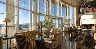 洛薩貝托豪華酒店 - 聖地牙哥康波 - 聖地牙哥德孔波斯特拉 - 室外景