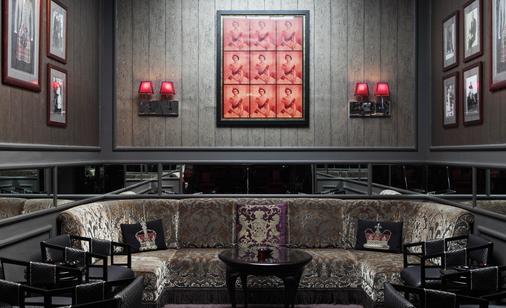 Grande Hotel Do Porto - Porto - Lounge