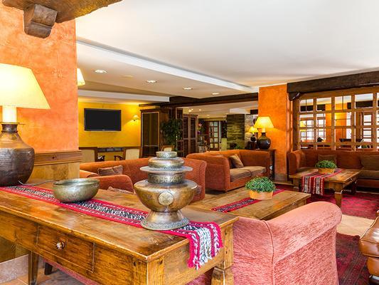 Hotel Himalaia Soldeu - Soldeu - Lounge